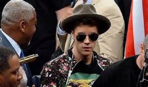 Justin Bieber Accused of Attempted Robbery in Los Angeles