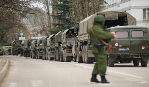 President Vladimir Putin Urged Ukraine to Withdraw Forces