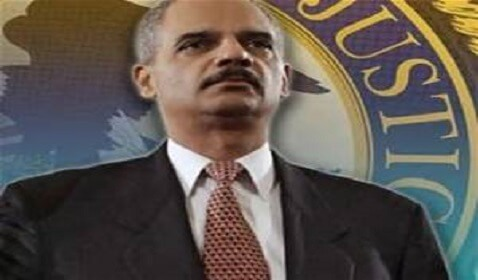 "U.S. Attorney General Eric Holder, No Company ""Too Big to Jail"""