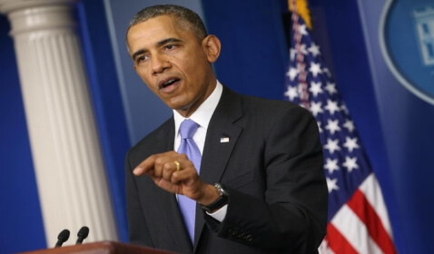 'I Will Not Stand For' Misconduct Says U.S. President Obama