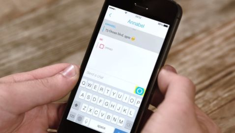 Snapchat Releases Update to App with New Texting Feature