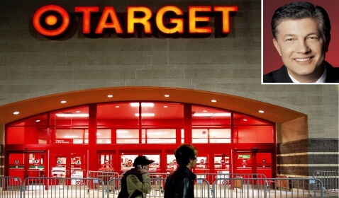 Target Chief Executive Officer Gregg Steinhafel to Step Down