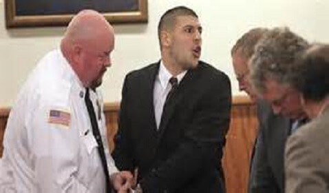 Aaron Hernandez Indicted as Principle Shooter in 2012 Murder