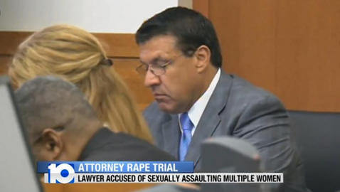 Ohio Attorney Accused of Sexual Impropriety by Female Clients