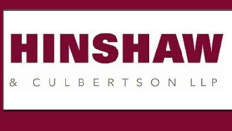 Barger & Wolen LLP Joining Law Firm of Hinshaw & Culbertson