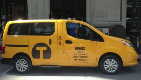 Appeals Court Rules New York City's Taxi of Tomorrow Legal