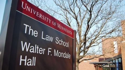 University of Minnesota Law School Receives $2.2 Million Allocation to Fight Declining Enrollment