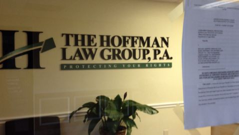 Law Enforcement Raids Hoffman Law Group in Florida