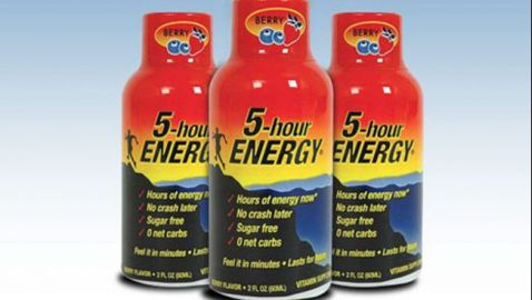5-Hour Energy Sued by Two State Attorneys General