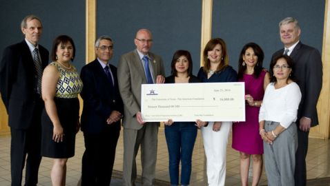 Law School Preparation Institute Awarded Grant from Texas Bar Foundation