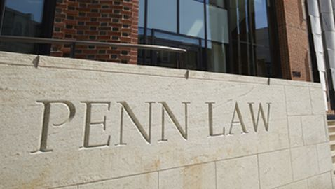 Penn Law Appoints Professor Theodore Ruger as New Dean