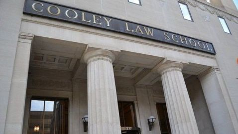 Former Masonic Temple Being Sold by Cooley Law School