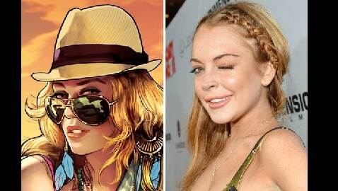 Lohan Celebrates Her 28th Birthday by Suing the Makers of Grand Theft Auto