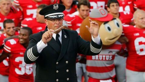 Former Ohio State Marching Band Leader Fighting to Regain Job