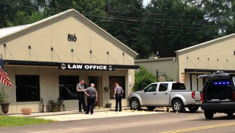 Employee of Covington Law Firm Sues St. Tammany's Parish Following Shooting