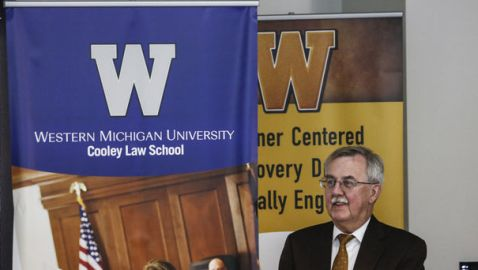 Western Michigan University Thomas M. Cooley Law School Has Been Made Official
