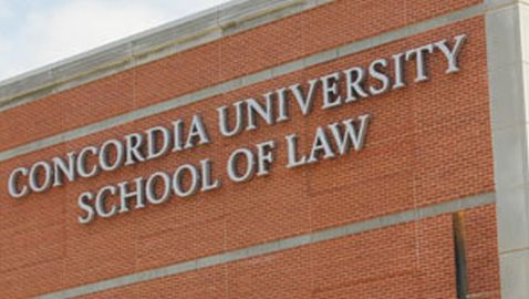 Concordia Law School Still Waiting for Accreditation Decision from ABA