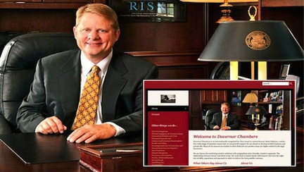 Criminals use attorney photos to create fake firm profiles. Photo Credit: Mirror