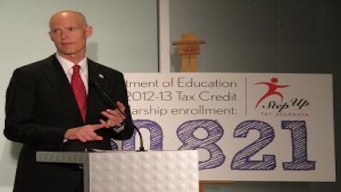 Private School Vouchers Trigger Filing of Florida Lawsuit