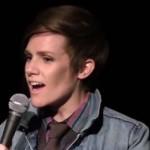 Lesbian Comic Puts Heckler in His Place During Show