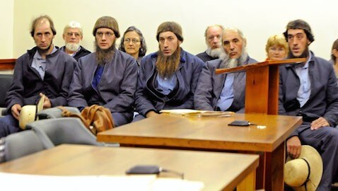 Hate Crime Convictions in Amish Beard-Cutting Case Overturned