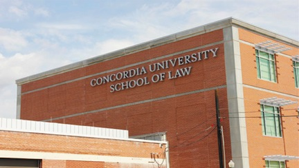 Concordia Law School's Third Year Students to Sit Out Fall Semester While the School Awaits ABA Accreditation