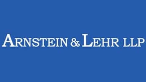 Jeffrey B. Shapiro Elected Chairman of Arnstein & Lehr