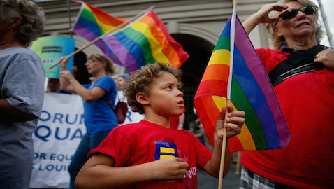 Judge Upholds Louisiana's Gay Marriage Ban