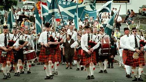 Nationalists Ahead in Polls, Vote for Scottish Independence Will Be September 18