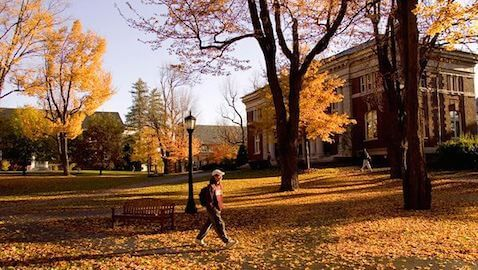 Geoffrey Swift Leaving Harvard Law School for Bates College