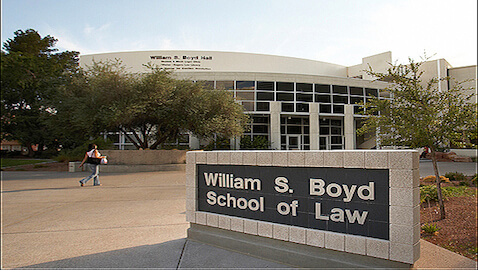 Boyd Law School to Increase Tuition by Eight Percent Over Next Two Years