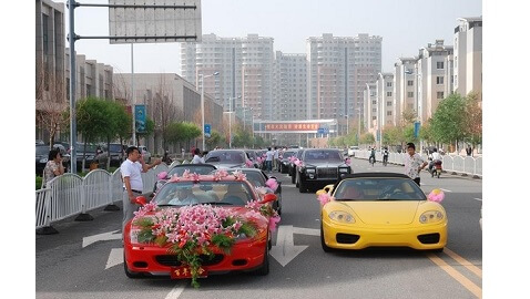 The Wealthiest of Chinese Weddings