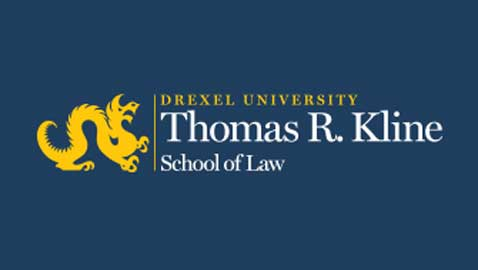 Drexel University Law School Named after Donor Thomas R. Kline