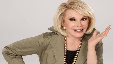 Multiple Violations Discovered by Federal Investigation into Joan Rivers' Death