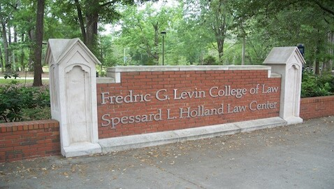 University of Florida's Levin College of Law Moves Up in Rankings