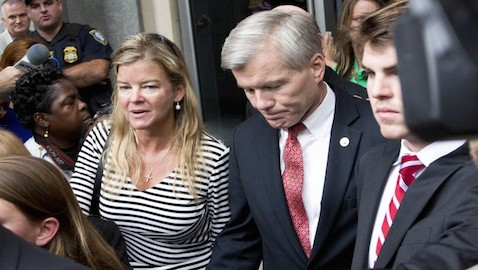 Virginia's Former Governor and Wife Found Guilty of Corruption