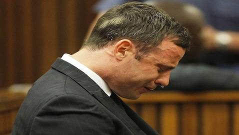 Oscar Pistorius Receives Five-Year Prison Sentence for Killing Girlfriend