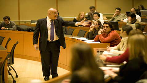 Dear Law School Professors: Your Scare Tactics Don't Work
