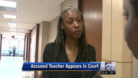 Texas Teachers Gets Three Years' Probation after Giving Middle School Student a Lap Dance