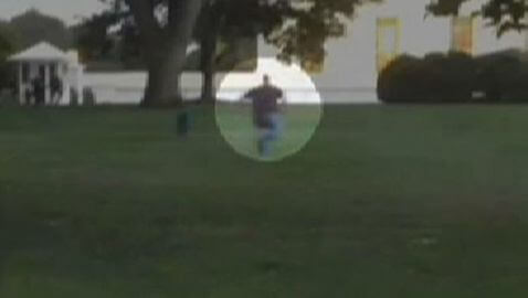White House Intruder Made it Halfway Through First Floor