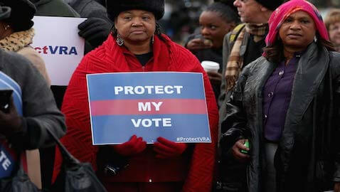 Supreme Court May Hear Appeals of Voting Rights Laws