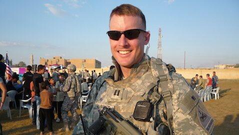 Major Jason Wright