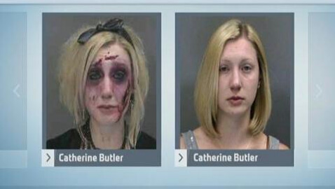 Two DWI Arrests in One Day for Woman Dressed as Zombie