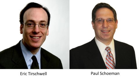 Kramer Levin Promotes Paul Schoeman and Eric Tirschwell to Co-Chair Positions