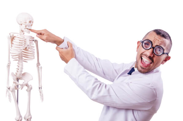 New associates are a medical study waiting to happen