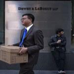 Bankruptcy Judge Refuses to Dismiss Dewey & LeBoeuf Suit