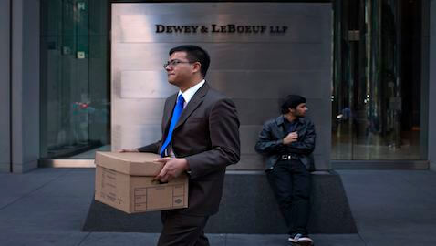 Bankruptcy Judge Refuses to Dismiss Dewey & LeBoeuf Suit