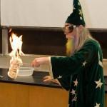 Gandalf Substitutes at College