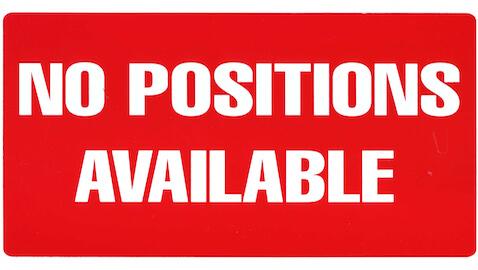Legal Job Opportunities Decline—Again