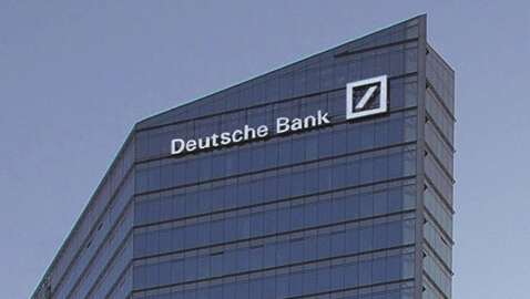 Deutsche Bank, employee commits suicide, Calogero Gambino